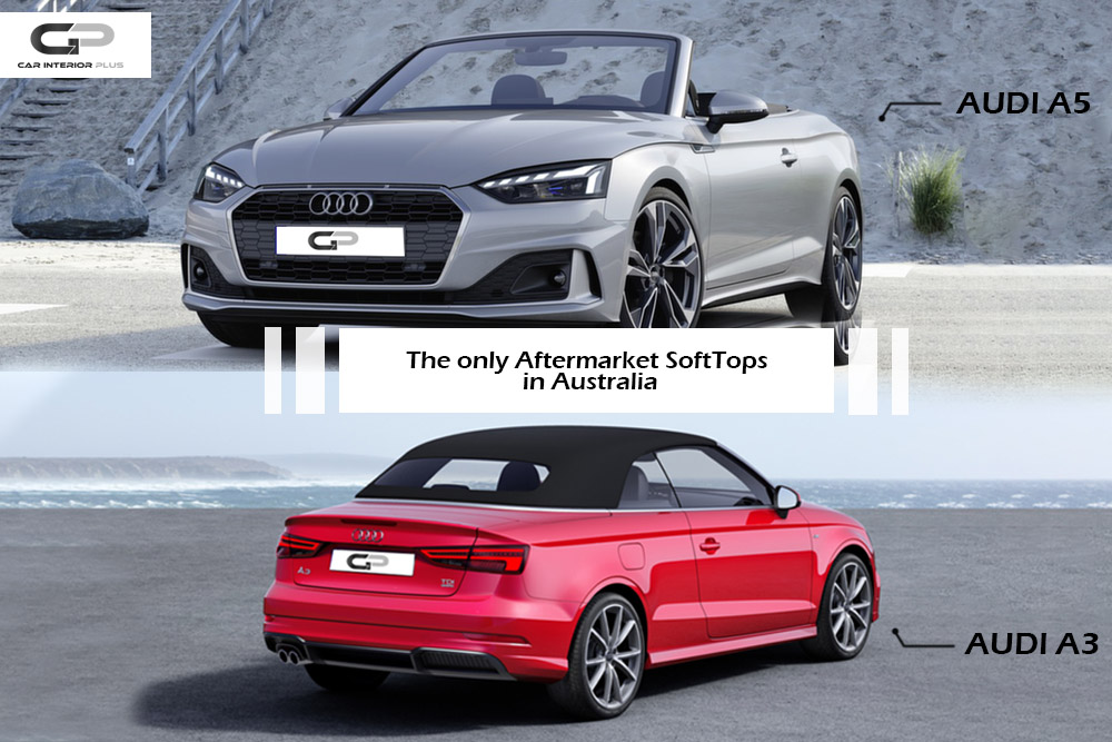 Audi A3 And A5 Soft Tops Purchase Repair And Replacement