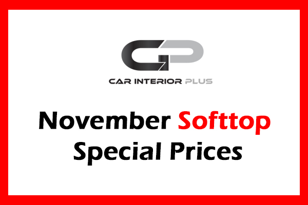 Convertible Softtop Prices Deals